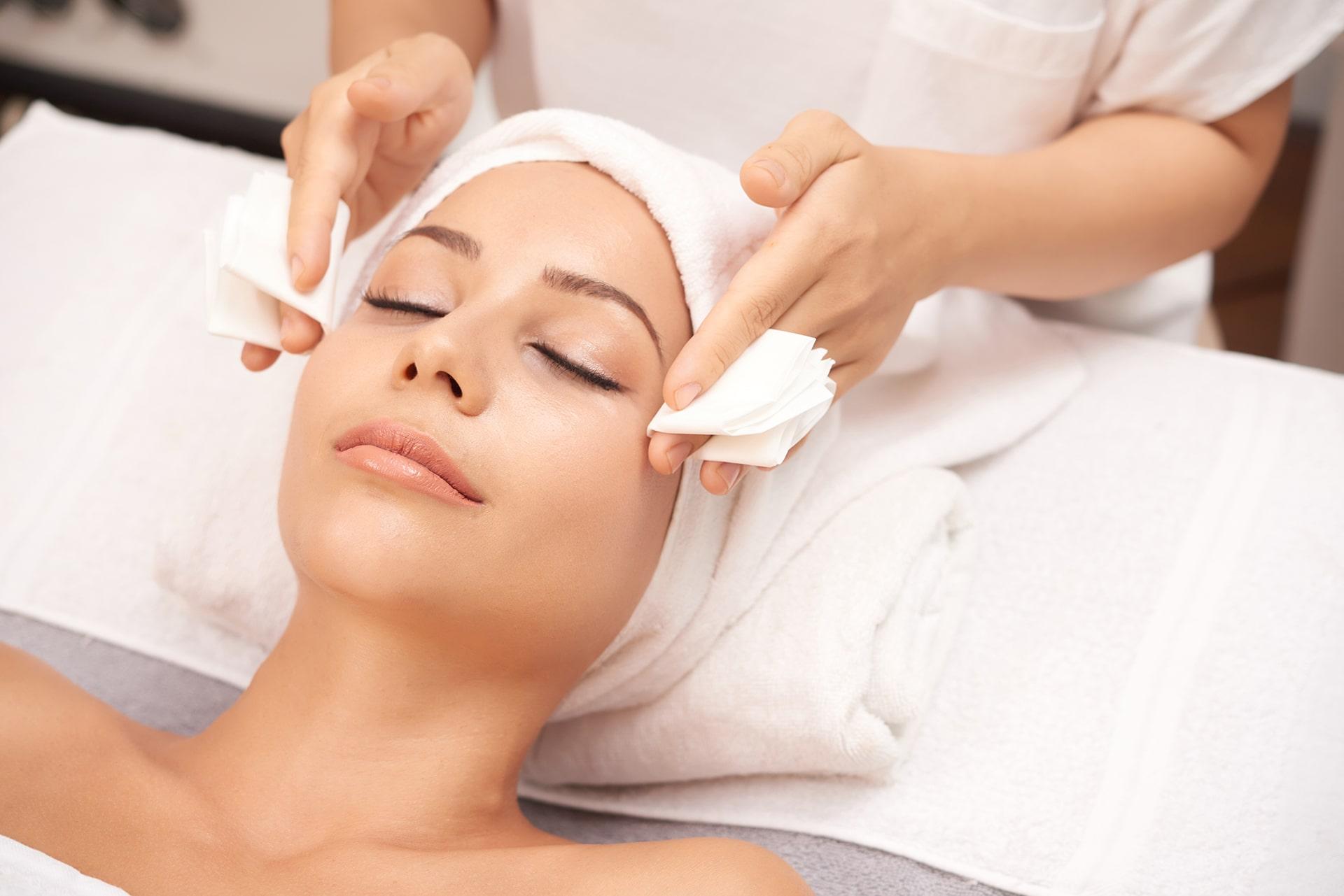 El poder de la exfoliación química: un remedio antienvejecimiento para la piel I